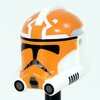 P2 332nd Trooper Orange Helmet