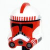 P2 Shock Fox Trooper Helmet
