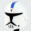 CWP1 Snow Blue Helmet