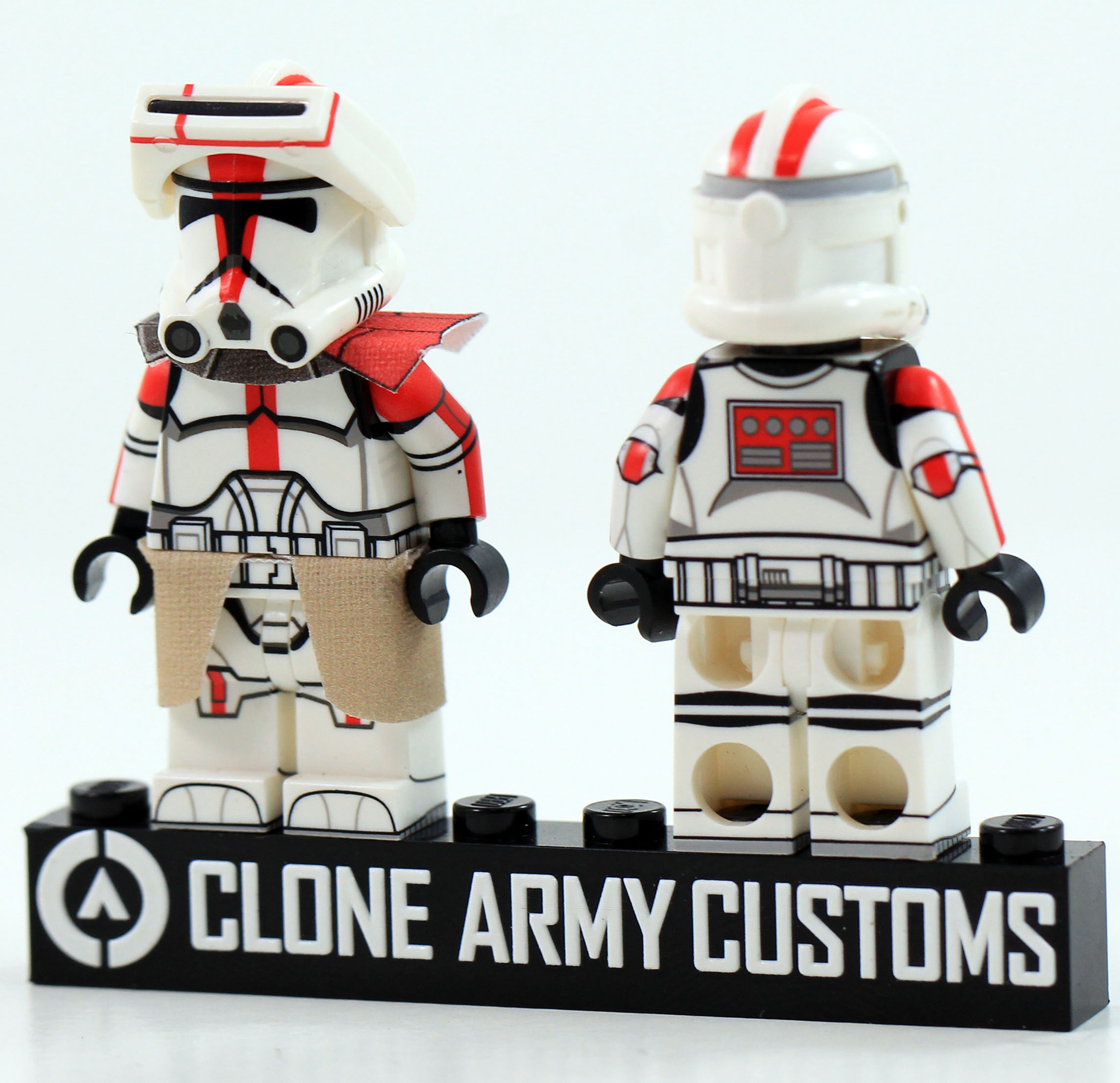 Clone Army Customs P2 Commander Deviss