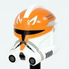 P2 332nd Rex Orange Helmet